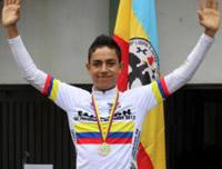 Daniel Martínez, el soachuno que estará en el Tour de Francia 2018