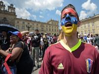 Venezolanos siguen llegando a Bogotá