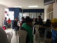 Denuncian hacinamiento de trabajadores de «Aguas de Bogotá»