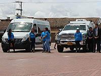 Se entrega parque automotor para fortalecer la seguridad en Soacha