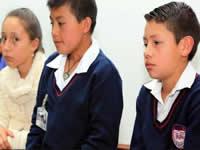Primera Mesa Departamental de Participación de Niños, Niñas y Adolescentes
