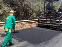 Vía Boquerón-Pandi, a punto de finalizar  obra