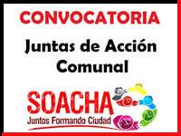 Convocatoria de iniciativas para el fortalecimiento de las Juntas de Acción Comunal de Soacha