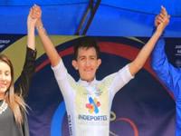 Un soachuno se destaca en la Vuelta a Cundinamarca
