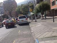 El próximo año empiezan cobros por parquear en calles de Bogotá