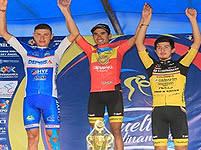 Con triunfo de Wildy Sandoval, concluye Vuelta a Cundinamarca