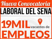 SENA abre gran convocatoria con más de 19.000 vacantes a nivel nacional