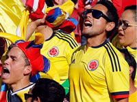 Todo listo para recibir a la selección Colombia en Bogotá