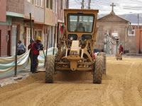 Recuperación de maquinaria amarilla en Soacha produce resultados