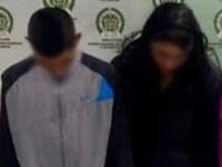 Capturan cinco miembros de una familia en Soacha