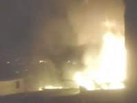 Incendio en Soacha consume cinco viviendas