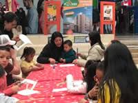 Mercurio ofrece talleres familiares de fin de semana