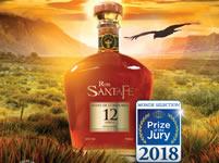 Ron Santafé le gana el pulso a más de 350 licores del mundo