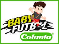 Colanta, nuevo patrocinador del Babyfútbol
