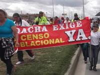 Comunidad de Soacha prepara marcha para el 20 de agosto