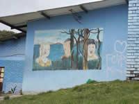 El Colegio de Hungría, vereda de Soacha,  requiere urgentes reparaciones