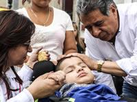 En Soacha se entregaron sillas neurológicas a población con discapacidad