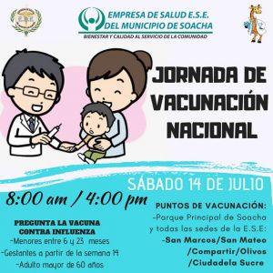 Vacunación-ESE-Soacha