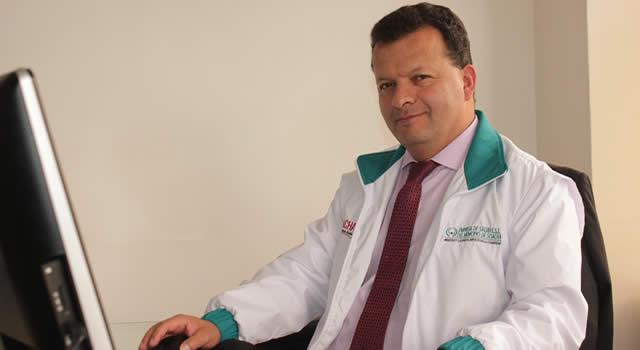 Ricardo Salinas, el médico que le apostó a la recuperación económica de la ESE de Soacha