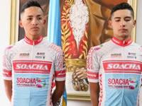 Ocho pedalistas soachunos estarán en la Vuelta a Colombia
