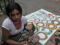 Emberas podrán quedarse hasta el 31 de agosto en albergue sur