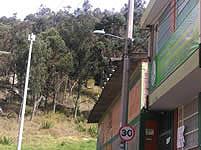 Comunidad de El Bosque exige arreglo de  sus cámaras de seguridad