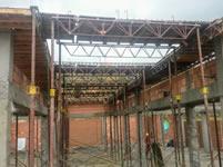 Construcción de la Casa Social de la Mujer en Soacha muestra avance del 50%