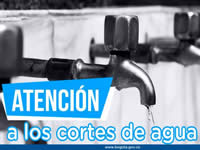 Ciudadela Sucre de Soacha tendrá cortes de agua hoy jueves