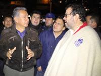 Espaldarazo del Defensor del Pueblo al alcalde de Soacha