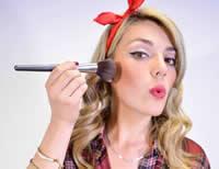 Tara, la modelo curvy sibateña que triunfa en Chile y Colombia