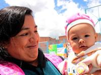 Inauguran primera sala para  lactancia materna en Soacha