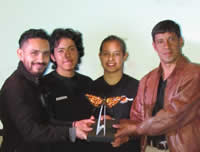 Taller Teatro de Soacha y otros artistas soachunos obtienen premio departamental