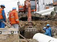 Programan cortes de agua potable en barrios de Soacha y Bogotá