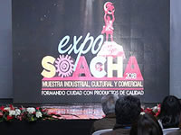 Se lanzó ExpoSoacha, la rueda de negocios más importante  que se realizará en el municipio