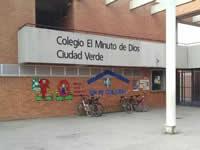 Colegio Minuto de Dios Ciudad Verde abre inscripciones para estudiantes nuevos