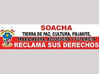 Todo listo para la marcha pacífica de este lunes en Soacha