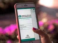 Descargue o actualice  la aplicación móvil para conocer los resultados de la Consulta Popular Anticorrupción