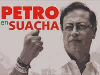 Gustavo Petro vuelve a Soacha