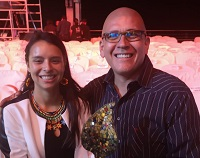 Silvania ganó premio Latinoamérica Verde en Ecuador