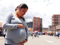 Soacha con el índice más bajo de mortalidad materna