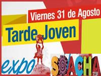 Expresiones artísticas juveniles en ExpoSoacha