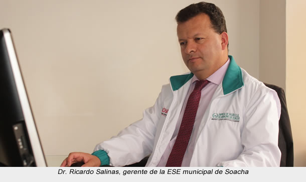 Ricardo-Salinas-gerente-ESE-Soacha