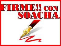 "Hoy se inscribe el comité ""Firme por Soacha"""