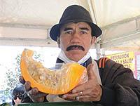 Productores de Soacha y otros municipios llevan sus productos agrícolas a Bogotá