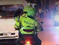 Joven le dispara en la cara a un policía en Soacha