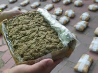Incautan marihuana que iba ser distribuida en Soacha y Bogotá