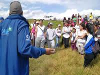 Uniminuto y CAR unidos por el reconocimiento del Territorio en Soacha
