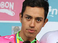 Daniel Martínez participará en la XIII Clásica de Ciclismo Ciudad de Soacha