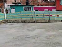 Empresa privada lidera construcción de polideportivo en Soacha