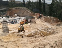 Denuncian irregularidades en contratos mineros  en Sesquilé